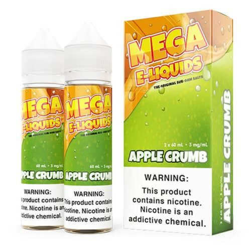 MEGA SUB OHM SALT 60ML