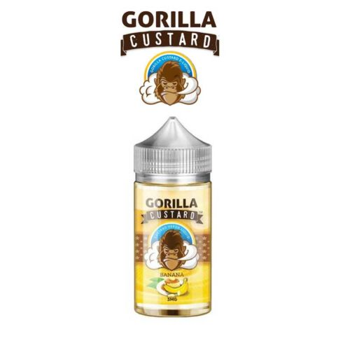 Gorilla Custard 100ml