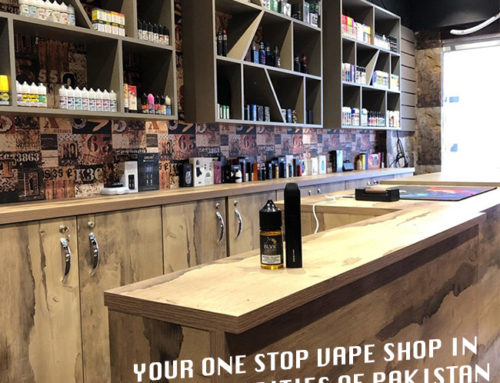 Your one stop vape shop in different  cities of  Pakistan